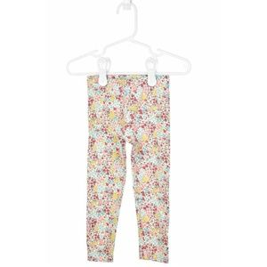 Carter's Multi-Color Floral Leggings